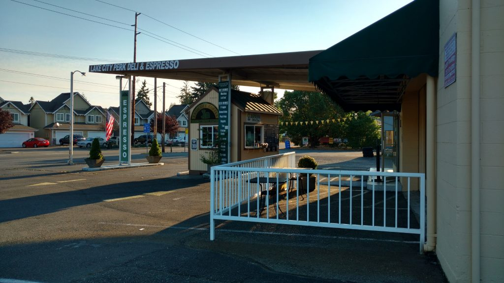 Lake City Perk Deli & Espresso
