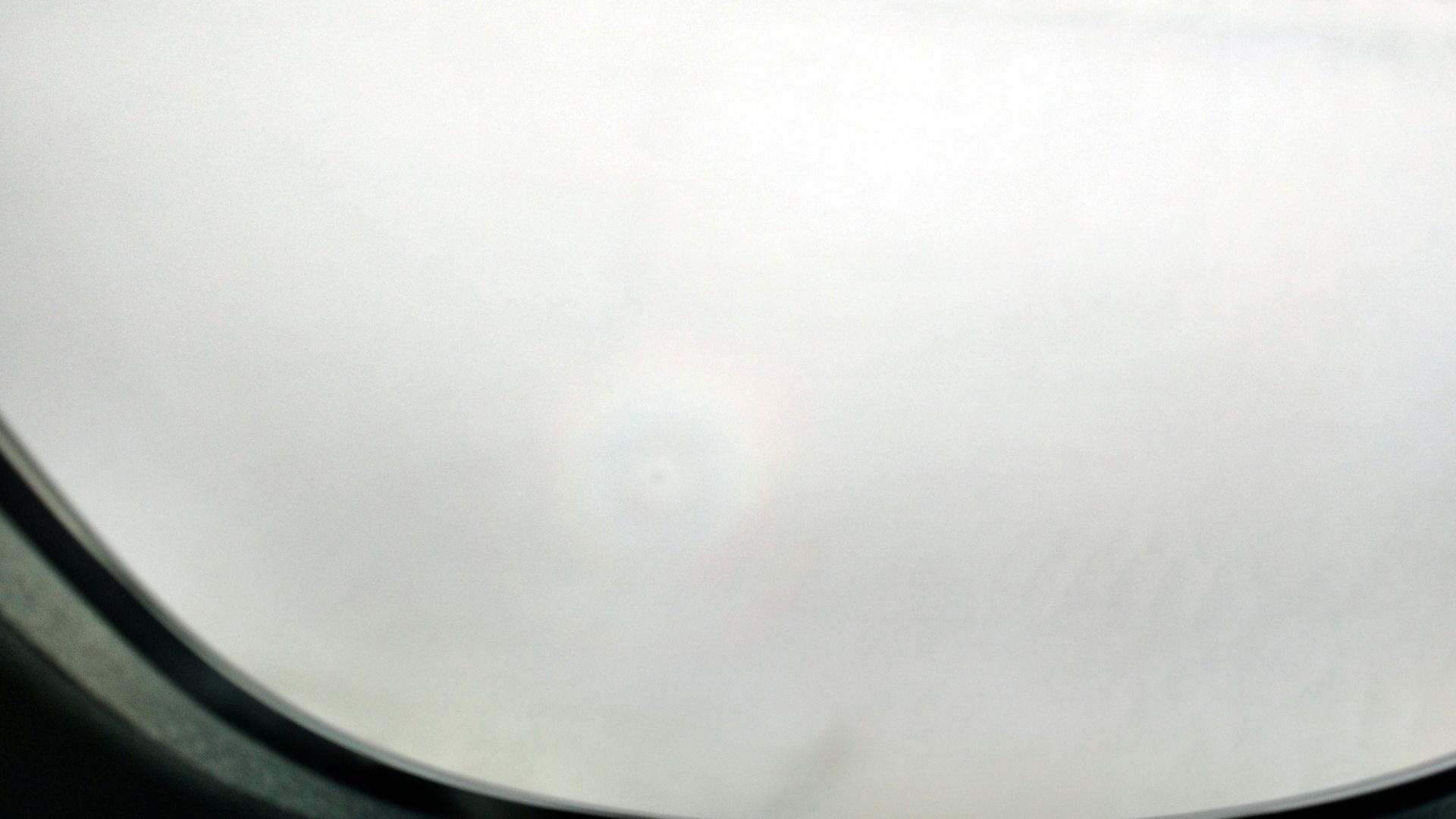 雲の上を飛ぶ楽しみはブロッケン