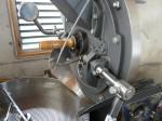 フジローヤルR-103型焙煎機