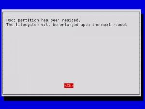 raspi-config : expand_rootfs