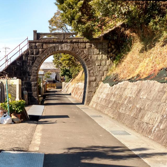 法恩寺跨線橋