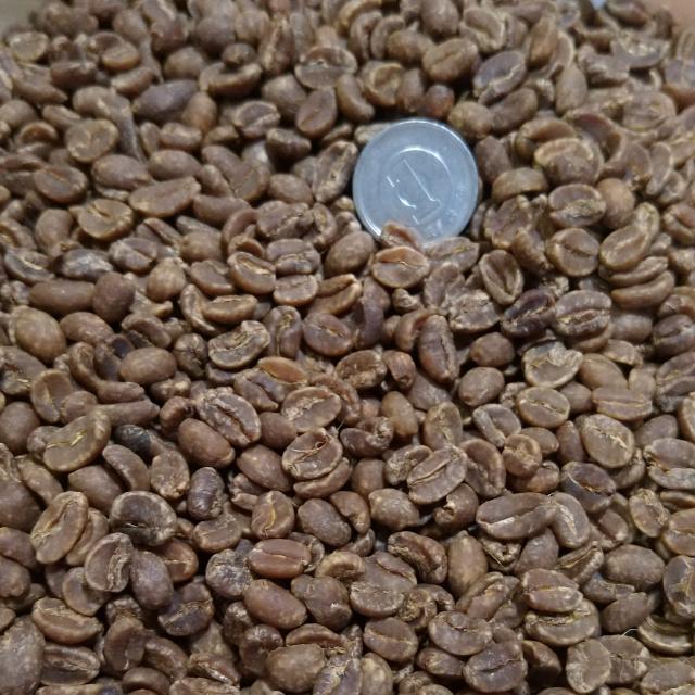 エチオピア・シャキッソ・デカフェ(カフェインレス)JAS認証