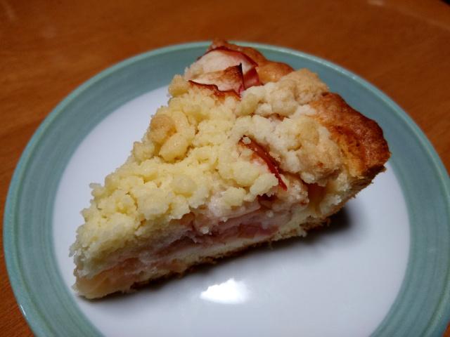 ~コトリンゴのりんごのポロポロケーキ~